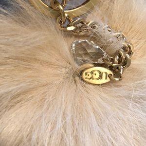 UGG Accessories - ✨New✨ UGG Toscana Pom Charm w/ Crystal
